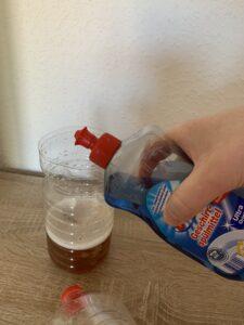 Wespenfalle Flasche